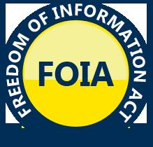 FOIA-merke designet av Insercorp LTD