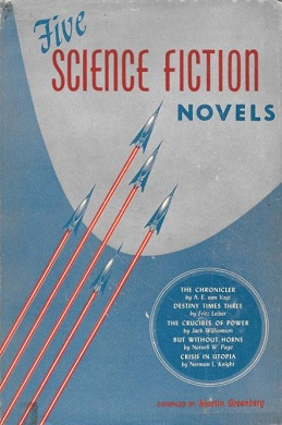 Five Science Fiction Novels