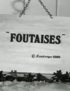 <i>Foutaises</i> 1989 film directed by Jean-Pierre Jeunet