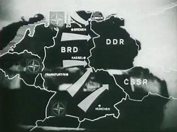 Inner German border  Wikipedia
