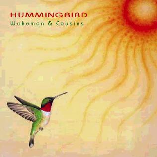 <i>Hummingbird</i> (Rick Wakeman and Dave Cousins album) 2002 studio album by Rick Wakeman and Dave Cousins