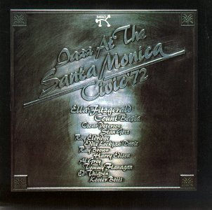 <i>Jazz at Santa Monica Civic 72</i> 1972 live album by Ella Fitzgerald