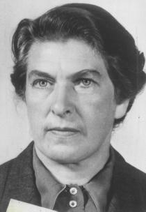 Johanna Wolf Secretary to Adolf Hitler