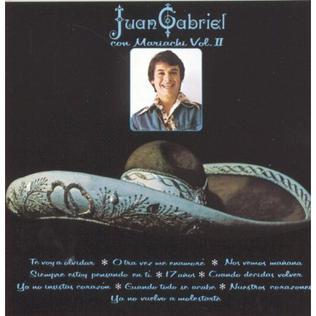 Juan Gabriel Con Mariachi Vol Ii Wikipedia