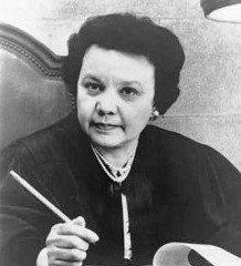 Juanita Kidd Stout American judge