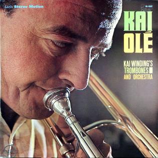 <i>Kai Olé</i> 1961 studio album by Kai Windings Trombones and Orchestra