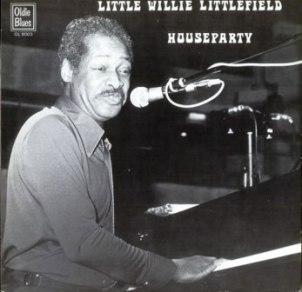 <i>Houseparty</i> (Little Willie Littlefield album) album by Little Willie Littlefield