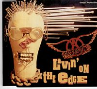 Aerosmith — Livin' on the Edge (studio acapella)