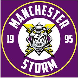 Manchester Storm (2015–) British ice hockey team