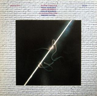 <i>Music by...</i> album by Barre Phillips