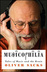 Picture of a book: Musicophilia
