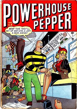 Image result for powerhouse pepper