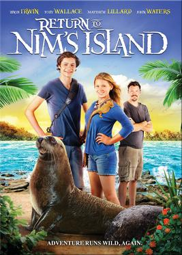 Picture of a movie: Return To Nim's Island