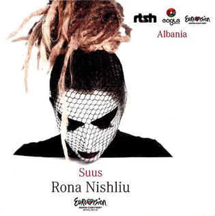 Suus 2012 song by Rona Nishliu