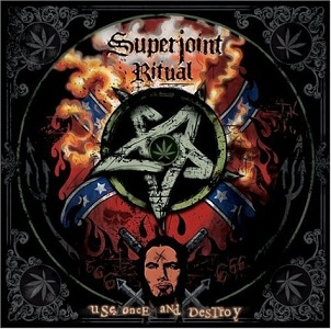 <i>Use Once and Destroy</i> 2002 studio album by Superjoint