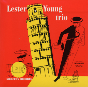 <i>Lester Young Trio</i> 1951 studio album by Lester Young