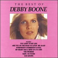 <i>The Best of Debby Boone</i> 1986 compilation album by Debby Boone