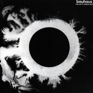 <i>The Skys Gone Out</i> 1982 studio album by Bauhaus