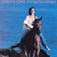 <i>Thoroughbred</i> (album) 1976 studio album by Carole King
