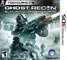 Cover of Ghost Recon: Shadow Wars