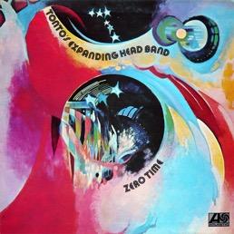 <i>Zero Time</i> 1971 studio album by Tontos Expanding Head Band