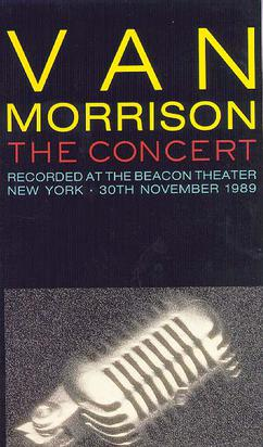 Van Morrison: The Concert artwork