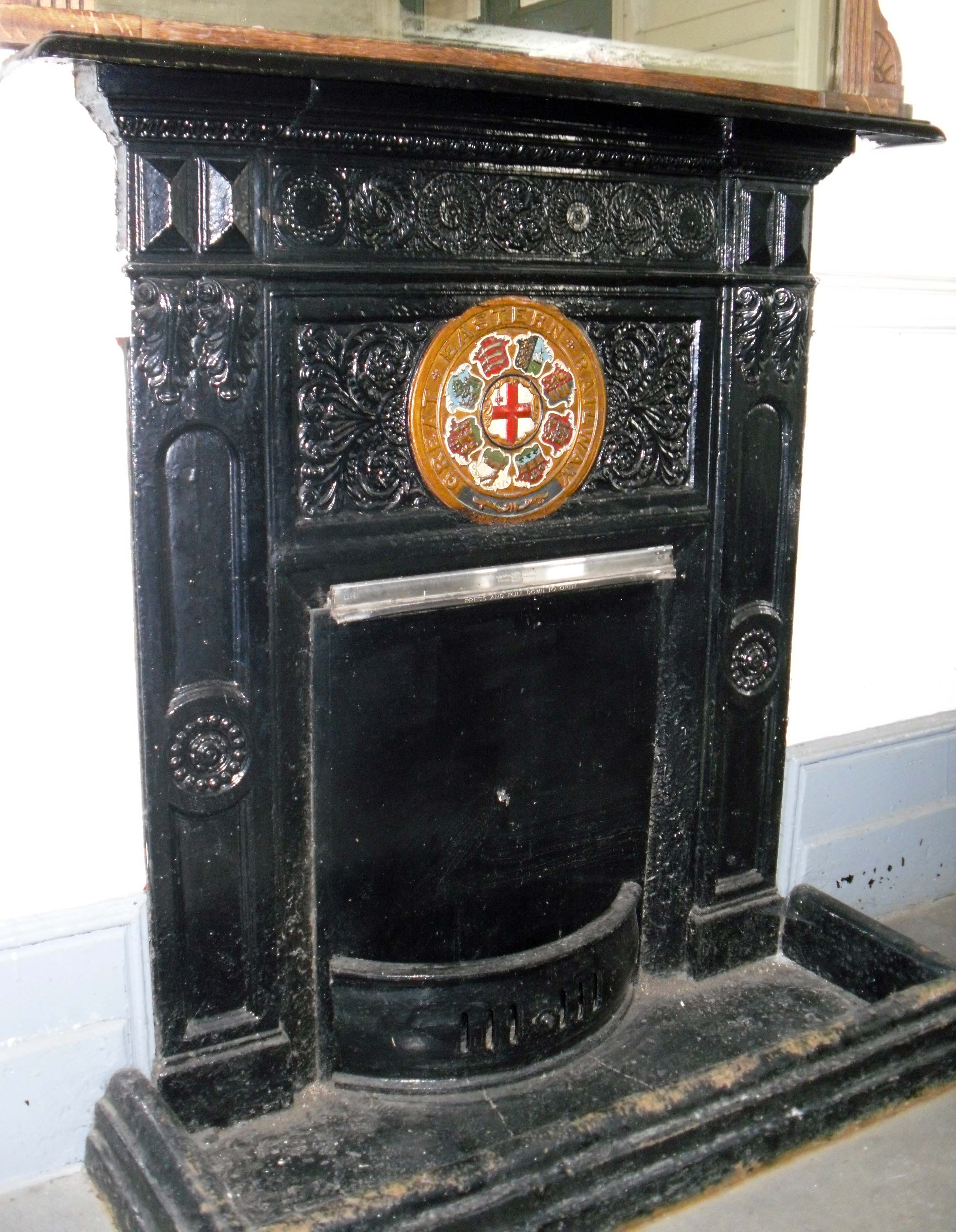 ball mantle mirror victorian over pin fireplace breath fireplaces farrow elephants