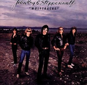 <i>Wolftracks</i> 1982 studio album by Steppenwolf
