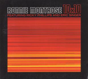 <i>10x10</i> (album) 2017 studio album by Ronnie Montrose