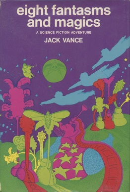 <i>Eight Fantasms and Magics</i> book by Jack Vance