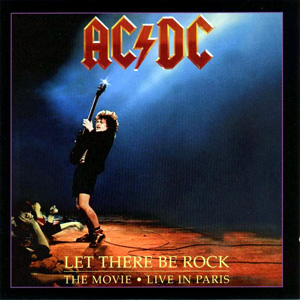 Let There Be Rock: The Movie – Live in Paris artwork