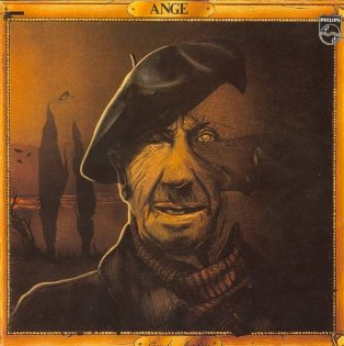 <i>Émile Jacotey</i> 1975 studio album by Ange