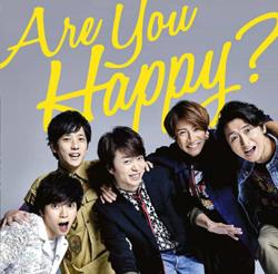 <i>Are You Happy?</i> 2016 studio album by Arashi