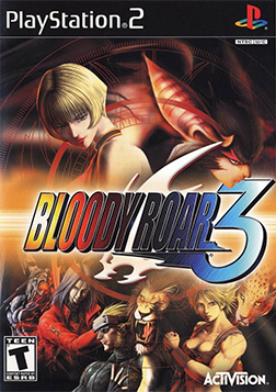 Picture of a game: Bloody Roar 3