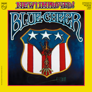 <i>New! Improved!</i> 1969 studio album by Blue Cheer