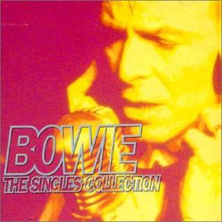 <i>The Singles Collection</i> (David Bowie album) 1993 compilation album by David Bowie