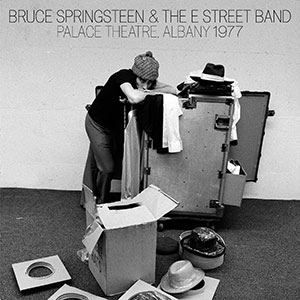<i>Palace Theatre, Albany 1977</i> 2017 live album by Bruce Springsteen and the E Street Band