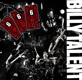 2007 live album / DVD by Billy Talent