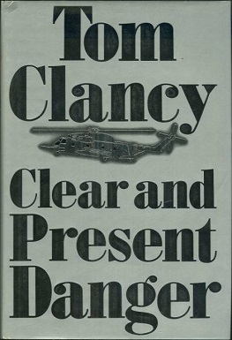 clear and present danger ebook