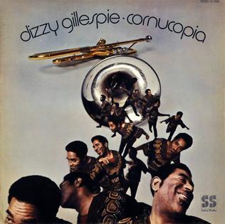 <i>Cornucopia</i> (album) 1970 studio album by Dizzy Gillespie