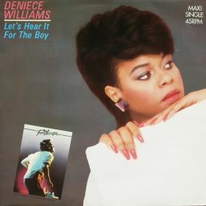 Deniece Williams — Let's Hear It for the Boy (studio acapella)