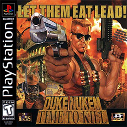 <i>Duke Nukem: Time to Kill</i> 1998 video game