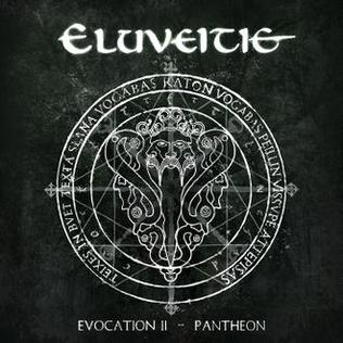 <i>Evocation II: Pantheon</i> 2017 studio album by Eluveitie