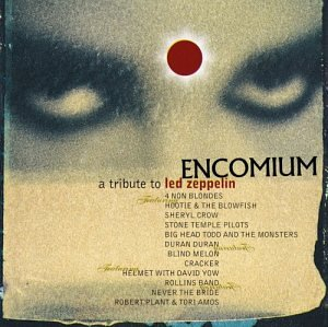 <i>Encomium: A Tribute to Led Zeppelin</i> 1995 compilation album by Various artists