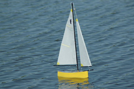 Footy (model yacht) - Wikipedia