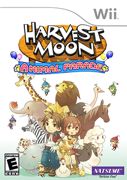 Picture of a game: Harvest Moon: Animal Parade