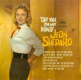 <i>Got You on My Mind</i> (Jean Shepard album) 1961 studio album by Jean Shepard