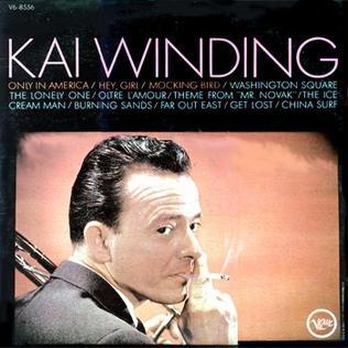 <i>Kai Winding</i> (album) 1963 studio album by Kai Winding