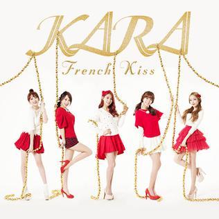French Kiss (Kara song) 2013 single by Kara