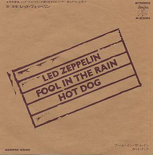 Fool In The Rain Wikipedia